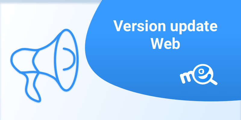 Version update web